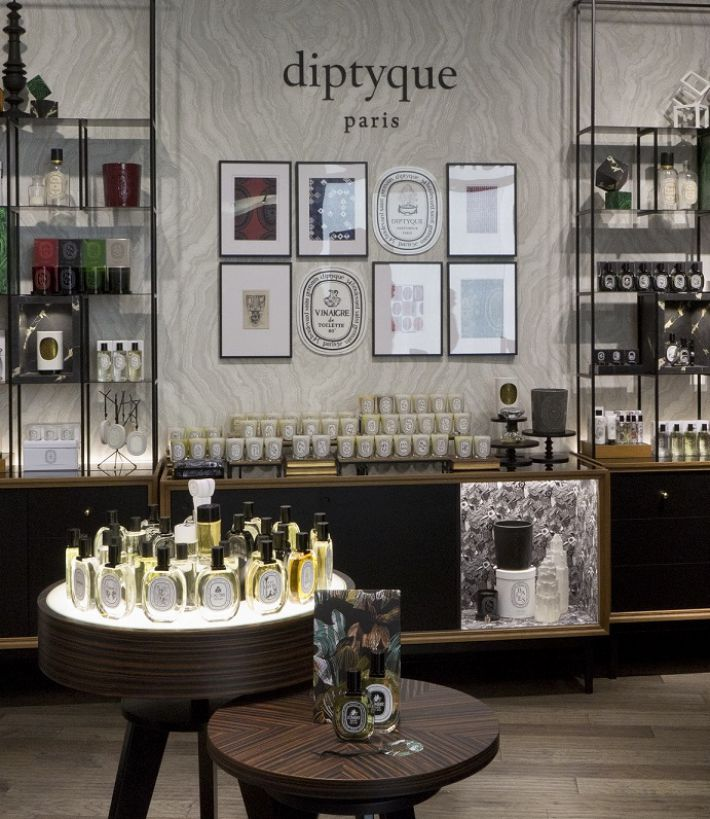 Diptyque in new york the shops at columbus circle for 34 boulevard saint germain paris