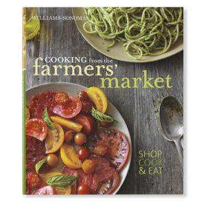 Earth Day - Williams Sonoma cookbook