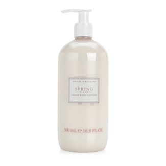 Spring Beauty Crabtree body lotion