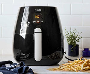 william-sonoma-airfryer-black