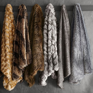 williams-Sonoma-faux-fur-throws