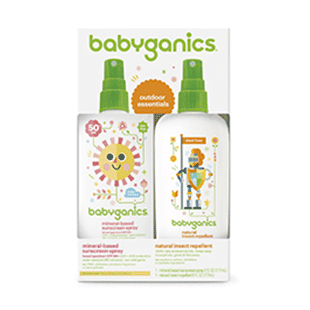 Babyganics Outdoor Essentials Pack