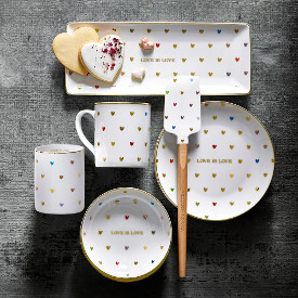 Love is Love collection from Williams-Sonoma