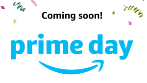 PRIME DAY AT AMAZON BOOKS