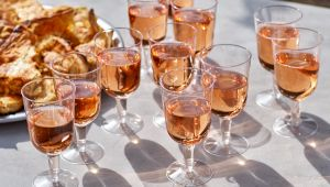 SUMMER OF ROSÉ AT BOUCHON BAKERY