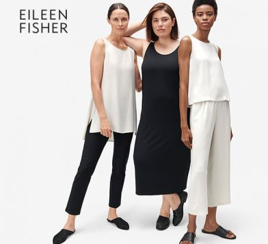 Spend and Get at Eileen Fisher
