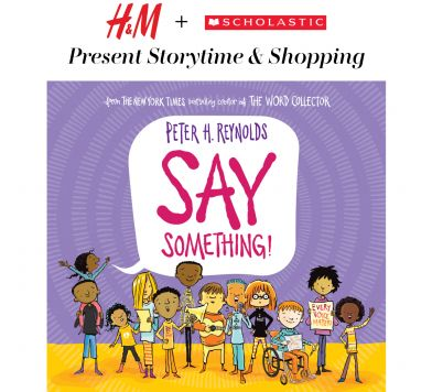 Shopping & Storytime Event for H&M Members!