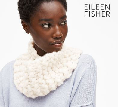 End of Season Sale at Eileen Fisher