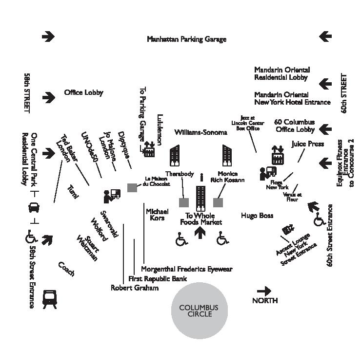 Floor Map 1