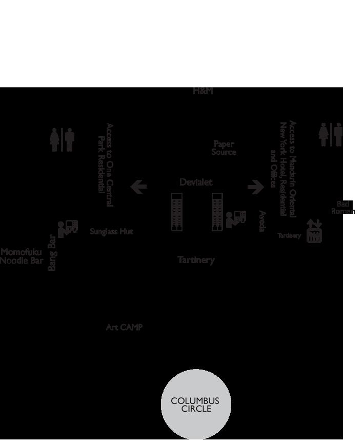 Floor 3 Map