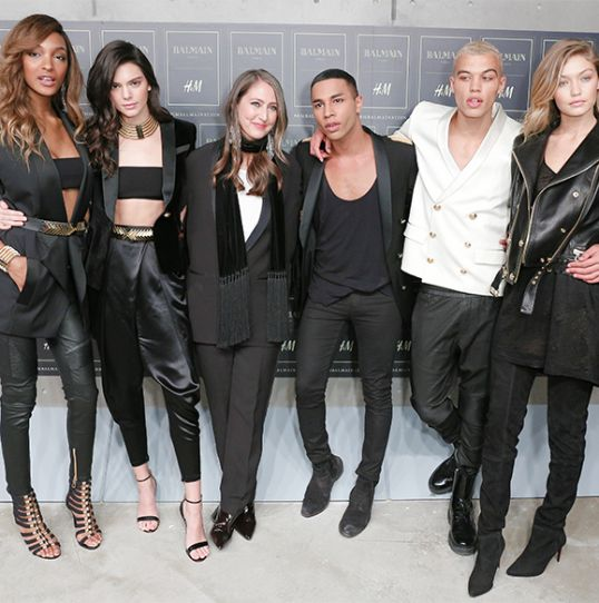How to Shop the Balmain x H&M Collection 2