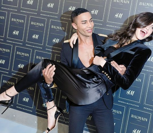 How to Shop the Balmain x H&M Collection 1