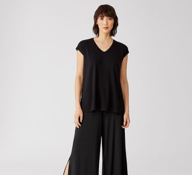 Eileen Fisher Model