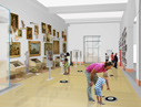 Platt Byard Dovell White Architects/New-York Historical Society Museum