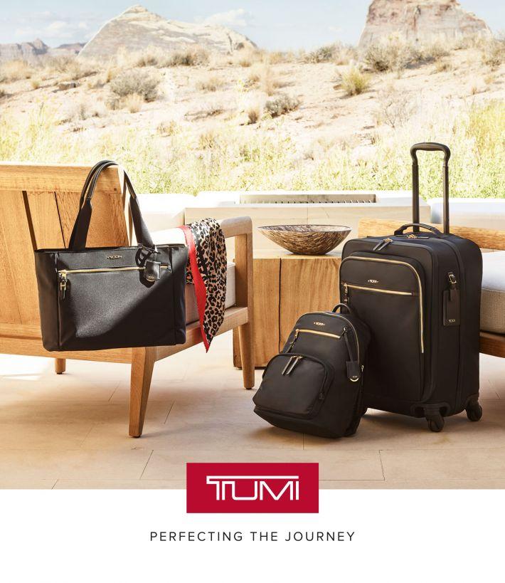 TUMI Travel Luggage, NYC | The Shops at Columbus Circle