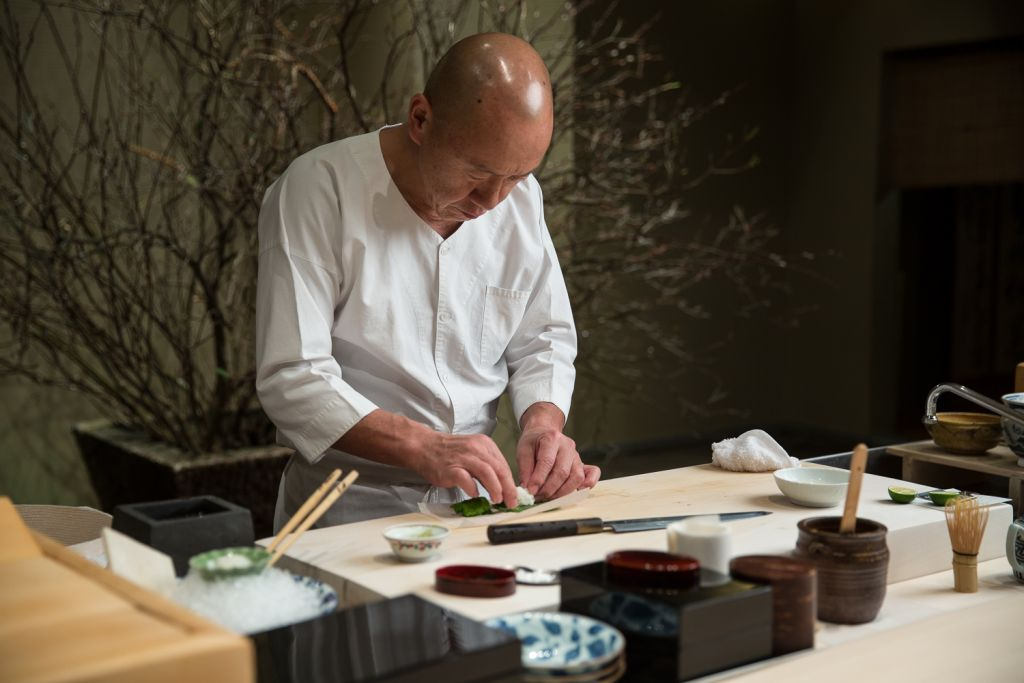Chef Masa