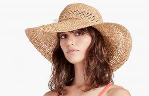 Lucky Brand hat low res on model