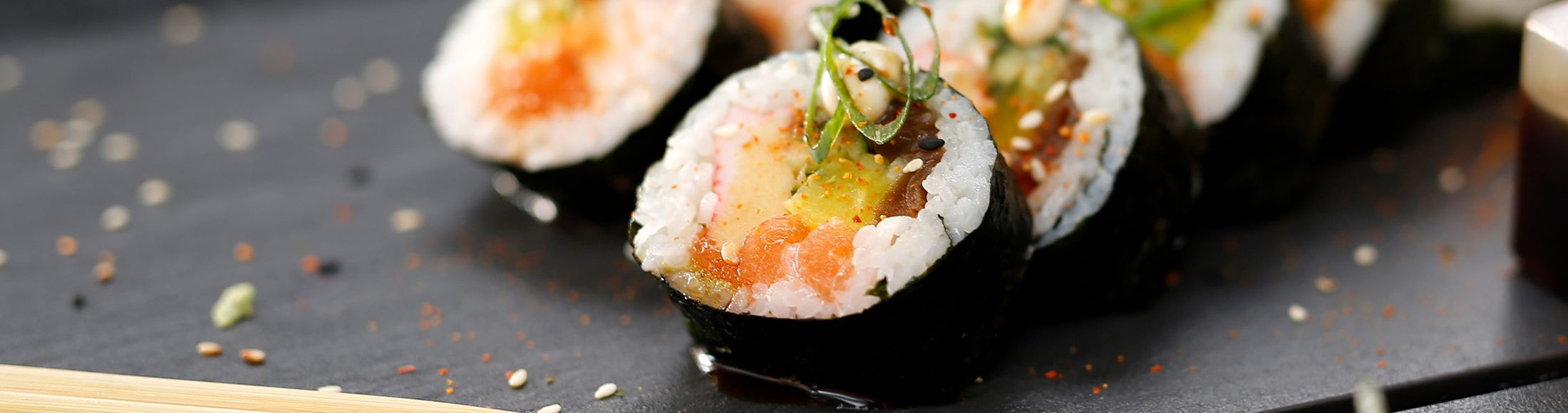 The Best of Japanese Cuisine Under One Roof