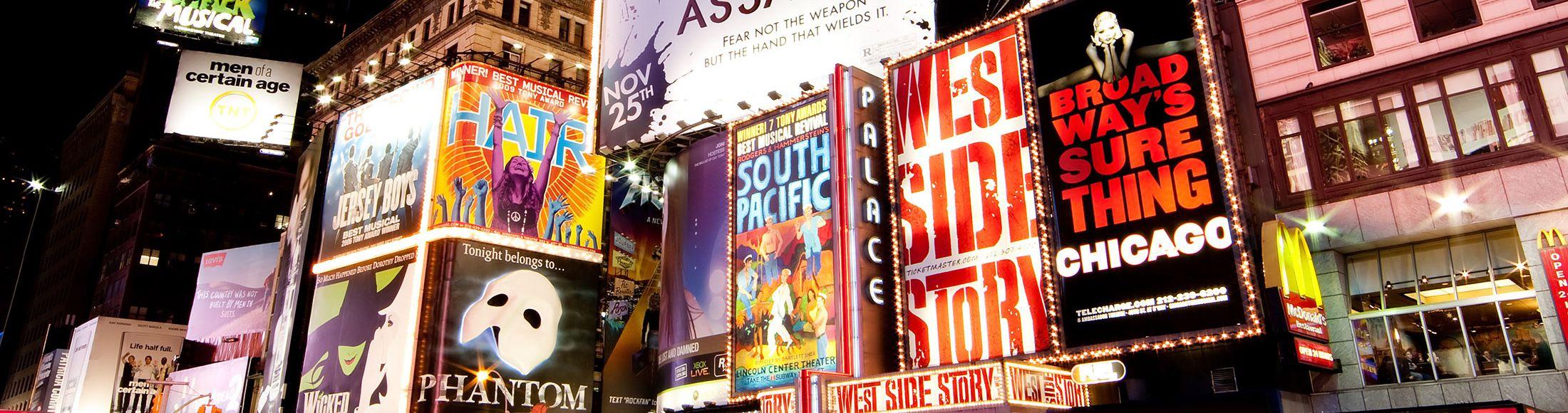 Bright Lights: Free Broadway