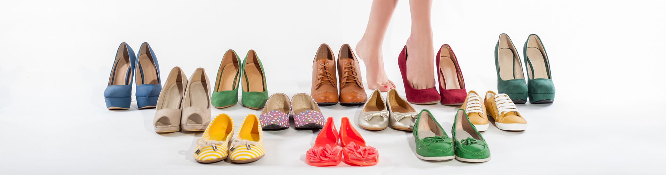 Put a Spring in Your Step: Great Walking Shoes