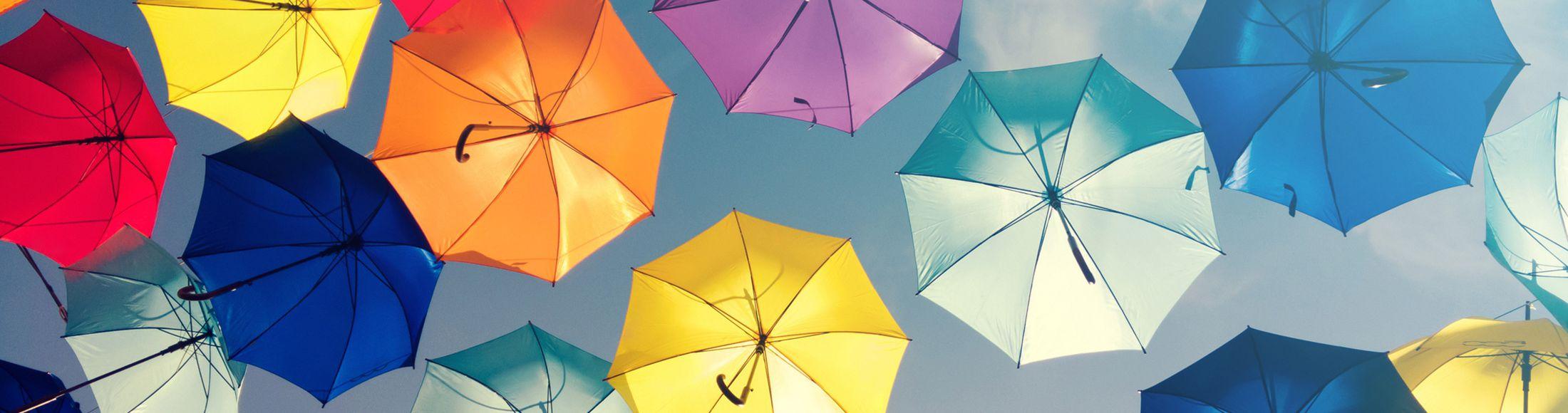 Rain Rain, Don't Go Away!