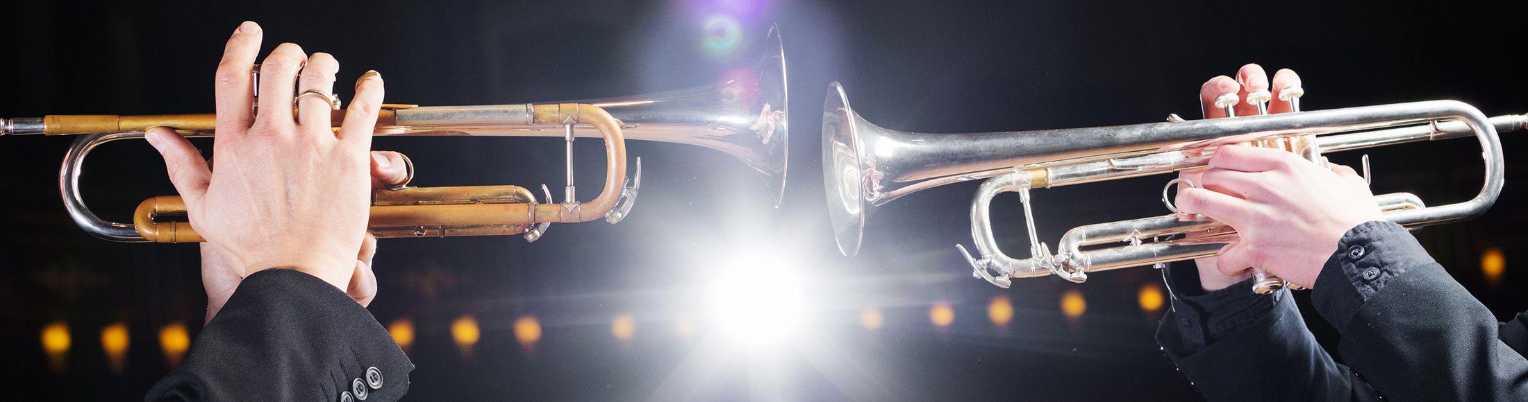 Raise your Jazz Hands