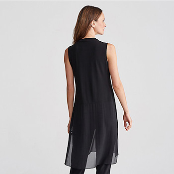 Eileen Fisher silk tank