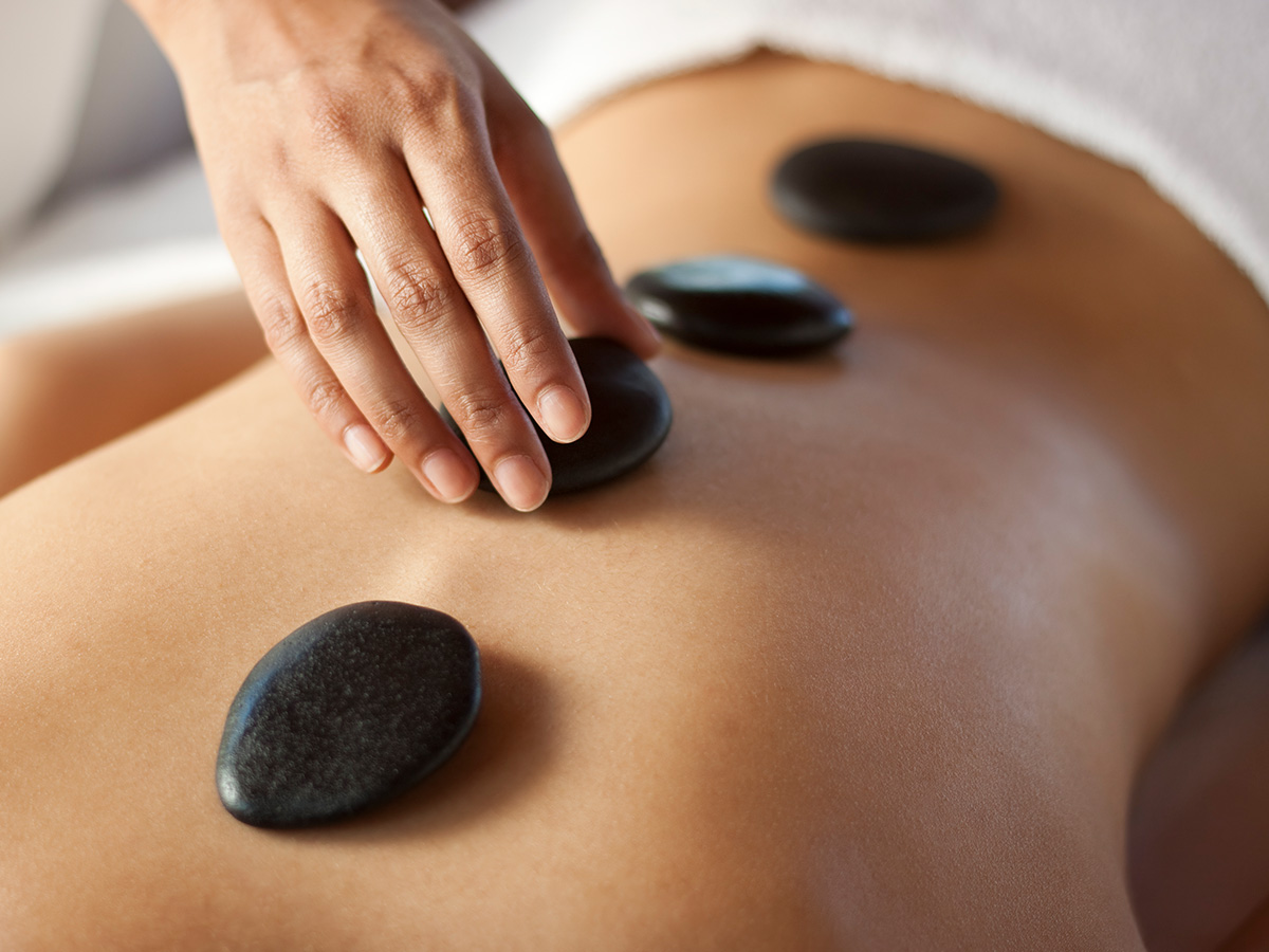 Stone Therapy at Equinox