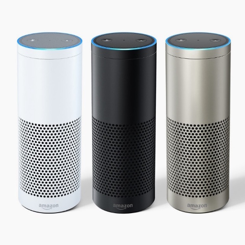 The Amazon Echo Plus available from Amazon Books