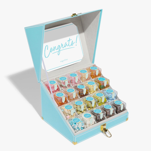 Sugarfina's Congrats Candy Trunk