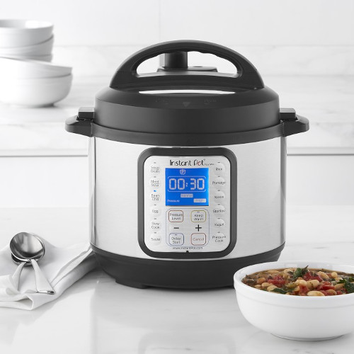 Williams-Sonoma's Instant Pot Duo Plus Mini