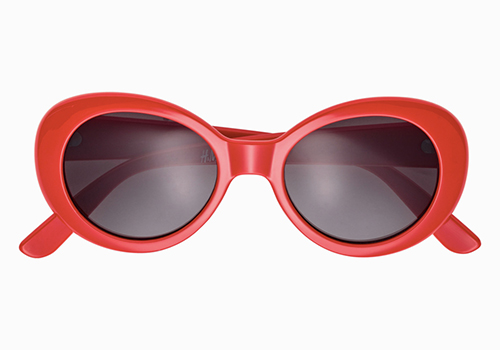 Red H&M Sunglasses