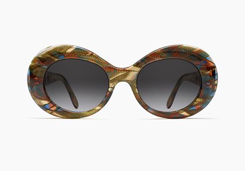 Multicoloured Morgenthal Sunglasses