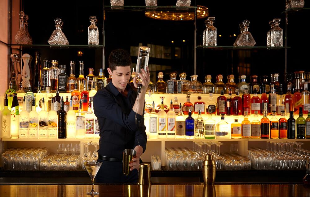 Ascent Lounge Bartender
