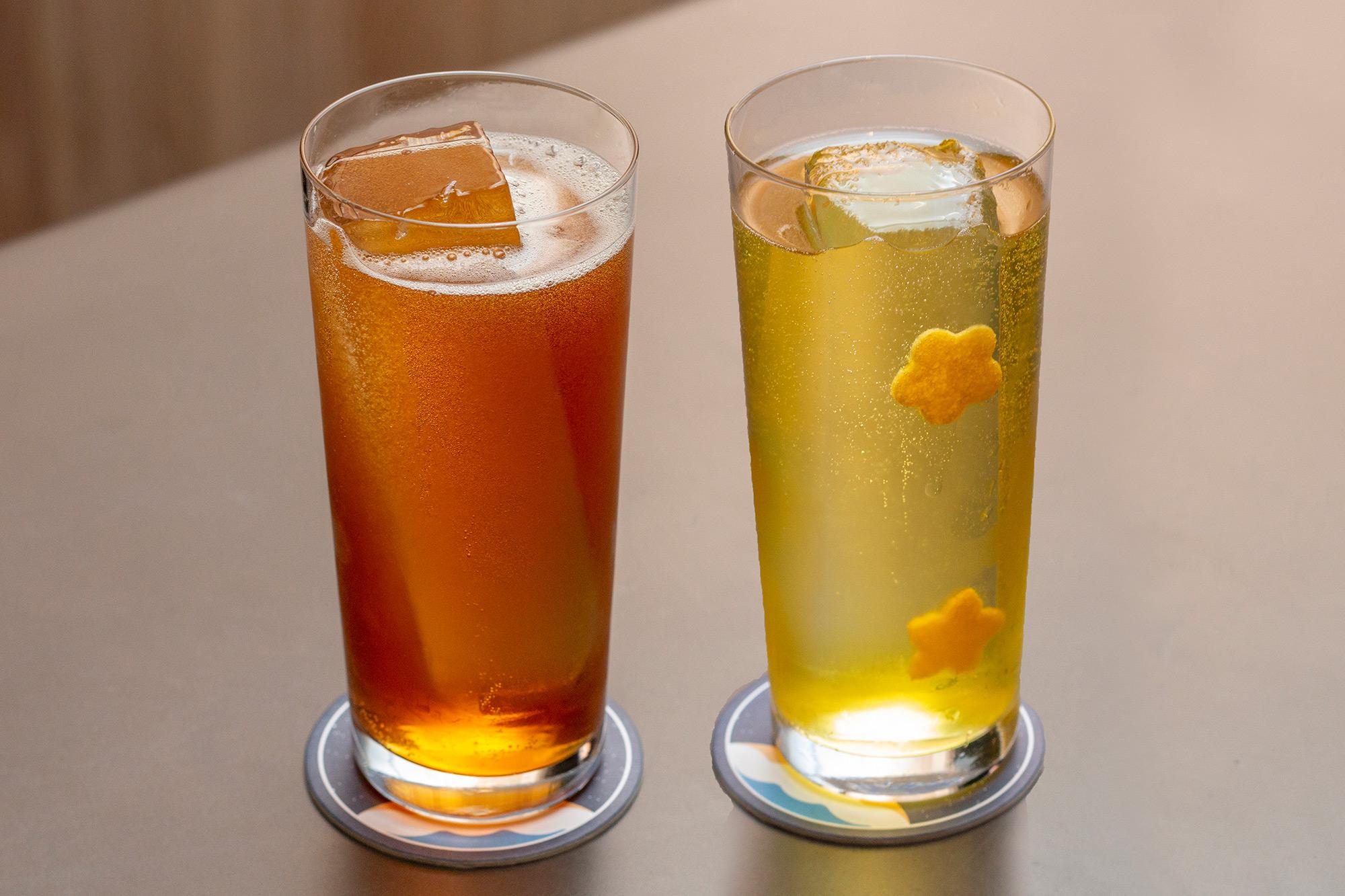 Soda at Momofuku Bar