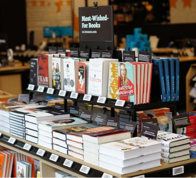 Prime Members Save at Amazon Books