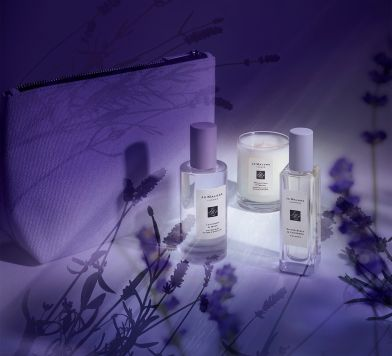 Lavender Land Collection at Jo Malone London