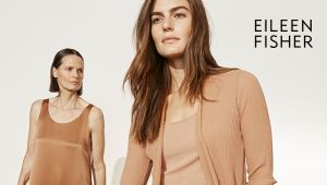 NEW COLLECTION AT EILEEN FISHER