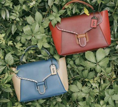 New Styles at Coach