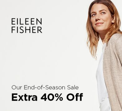 Eileen Fisher End of the Season Sale