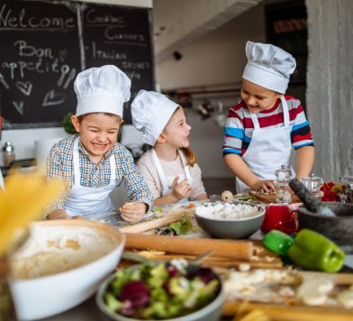 Cooking for Kids with Whole Foods Market