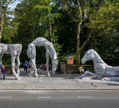 Jean-Marie Appriou: The Horses Exhibition