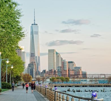 Hudson River Running Routes