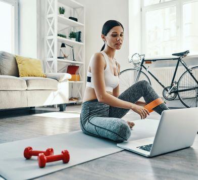 Workout Virtually with lululemon