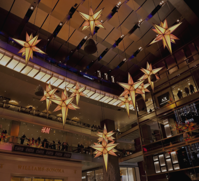 Enjoy the Holidays at The Shops at Columbus Circle