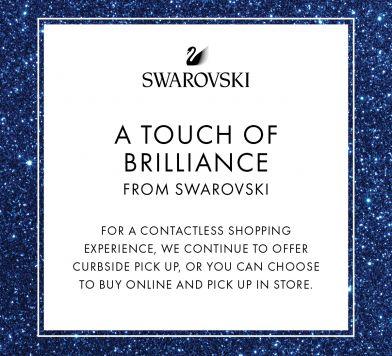 Contactless Shopping at Swarovski