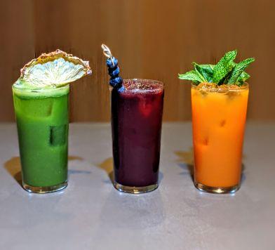 Dry January Elixirs from Momofuku Noodle Bar