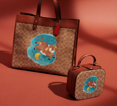 Lunar New Year Collection at Coach