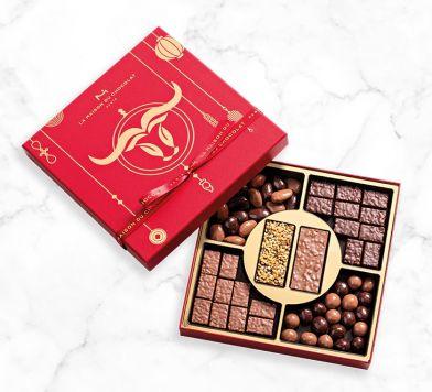Lunar New Year Gift Box at La Maison du Chocolat