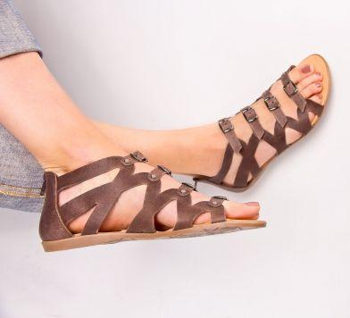 Leather Sandal Sale at Floga